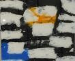 Lucido 359 Tecnica mista su Plexiglas misura 50x50 anno 2018
