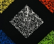 Lucido-393-Tecnica-mista-su-Plexiglas-misura-50x50-anno-2019